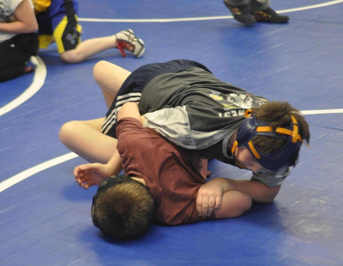 Giants Youth Wrestling