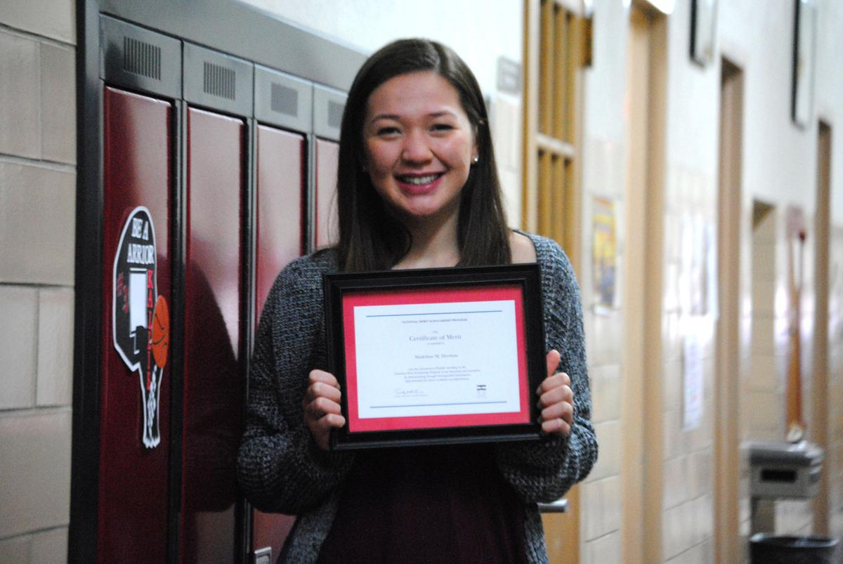 Bethlehem Academy student certified as National Merit Scholarship finalist