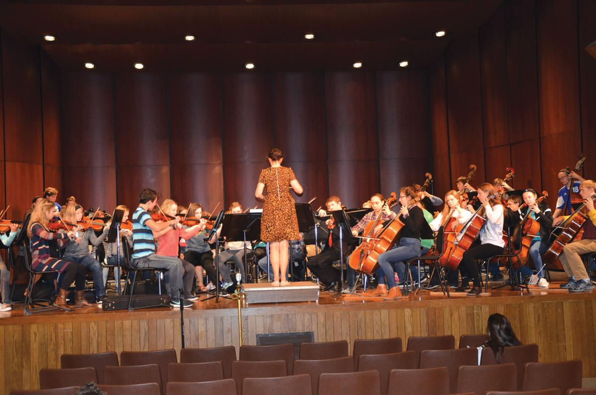 OHS Symphony Orchestra and Concert Choir to conduct fall concert Thursday night