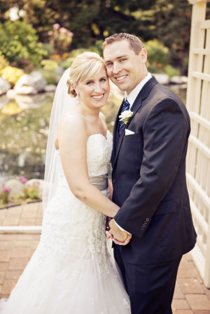 Wedding: Eric and Lindsey Jerke of Bloomington