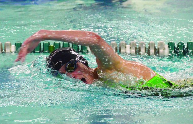 Faribault Girls Swim And Dive Races Past Mankato East In Final Home Meet Of Season Sports
