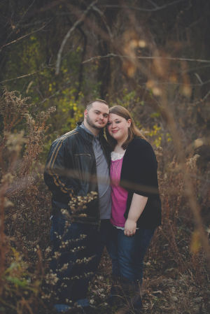 Engagement: Annalis Pitts and Michael Luck