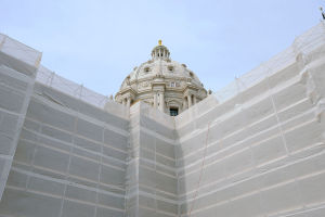 State capitol restoration