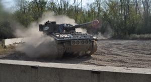 FV 433 Abbott tank