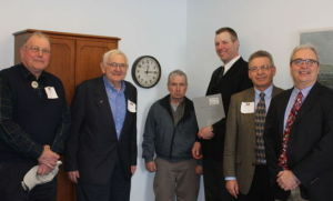 Minnesota Farm Bureau members with legislators