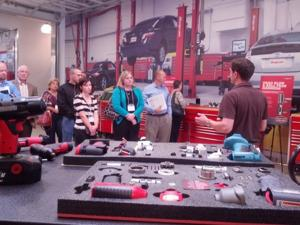 Touring Snap-On