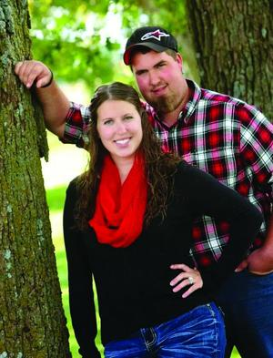 Engagement: Allyssa Paulson and Duane Levy