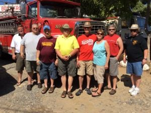 Special delivery: St. Peter volunteers get firetruck to Mexico sister city