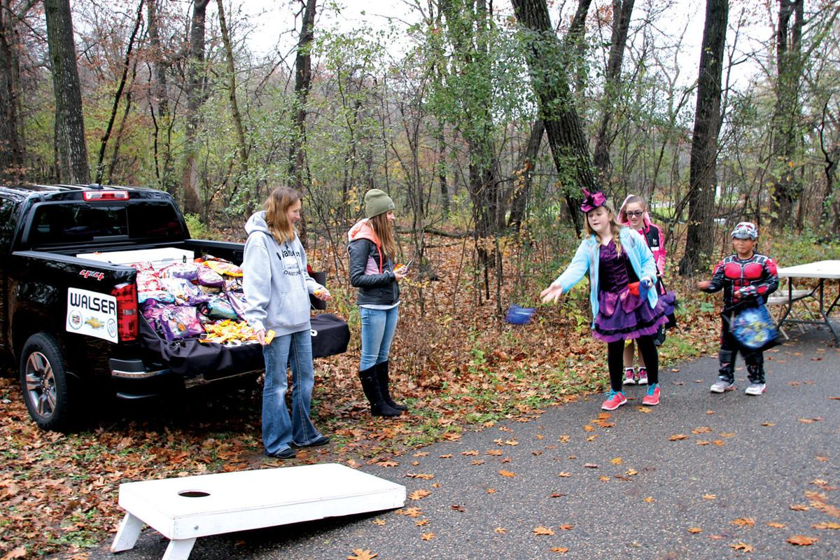 Trick or Treat Trail set for Saturday afternoon in Manthey Park