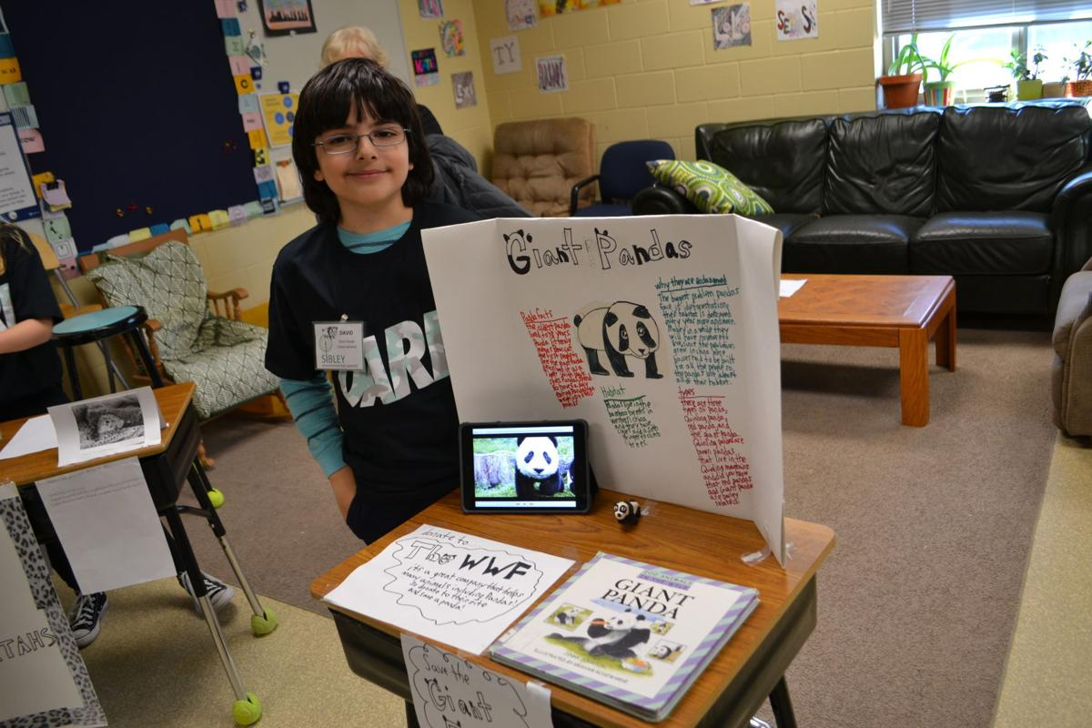 Sibley students participate in environmental summit community - David montero ...