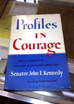 """""""Profiles in Courage"""""""