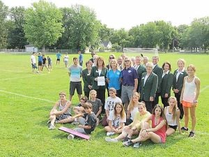 Owatonna Area Chamber of Commerce and Tourism ambassadors visit