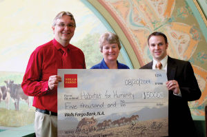 Habitat for Humanity Donation