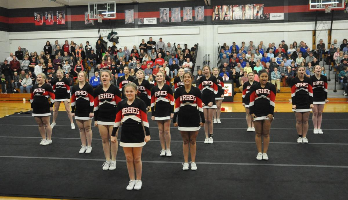 NRHEG cheerleading program sets a standard of excellence