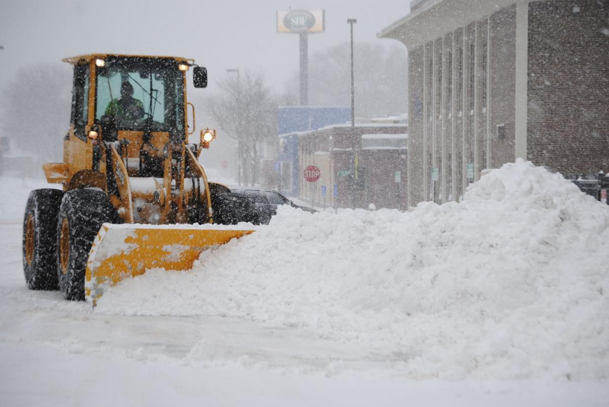 Faribault receives upward of 8 inches of snow overnight Thursday, more expected as storm trails off
