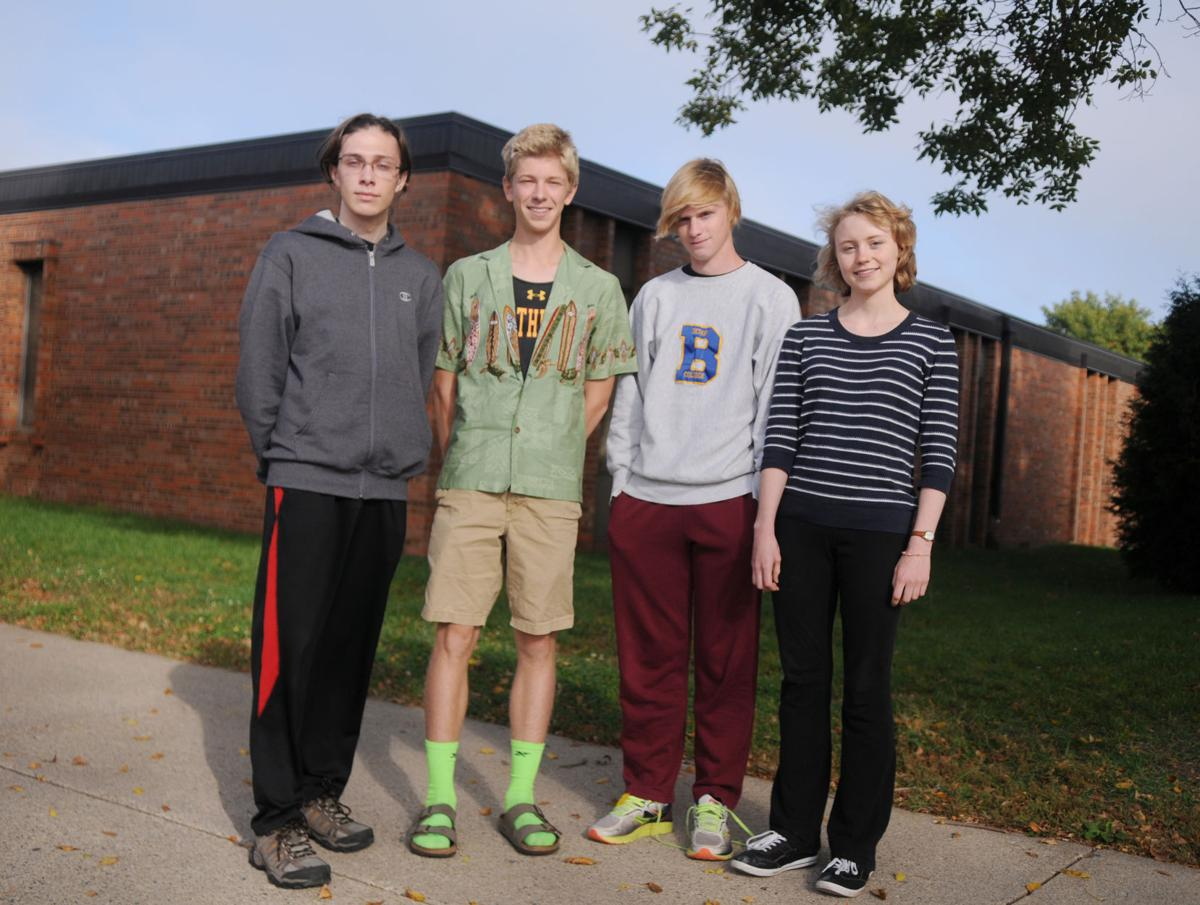 Four Northfield students advance as National Merit Scholarship finalists