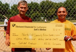 Northfield Community Action Center receives $1000 grant from Thrivent Financial