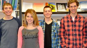 Waseca students advance to next level in Voice of Democracy essay contest