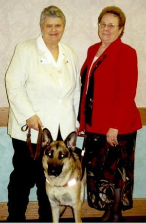 Half century dog trainer