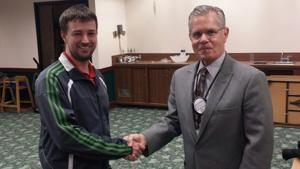 Northfield Sertoma Club welcomes new member