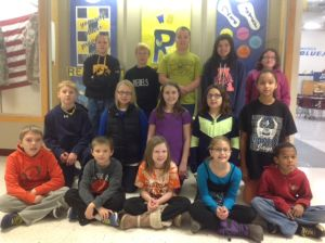 Waseca intermediate school names October Students of the Month