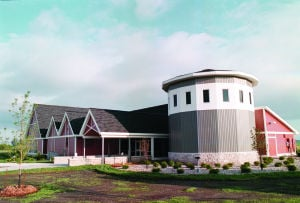 Farmamerica visitor center