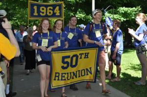 Carleton Reunion: Class of 1964