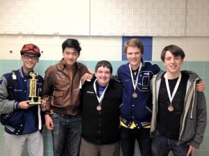 Owatonna High School Knowledge Bowl attends state tournament
