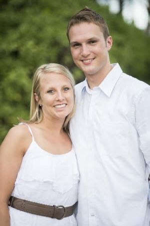 Engagement: Megan Sjostrom and Karl Jacobsen of Lafayette