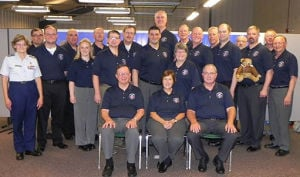 Civil Air Patrol members complete North Central Region Staff College