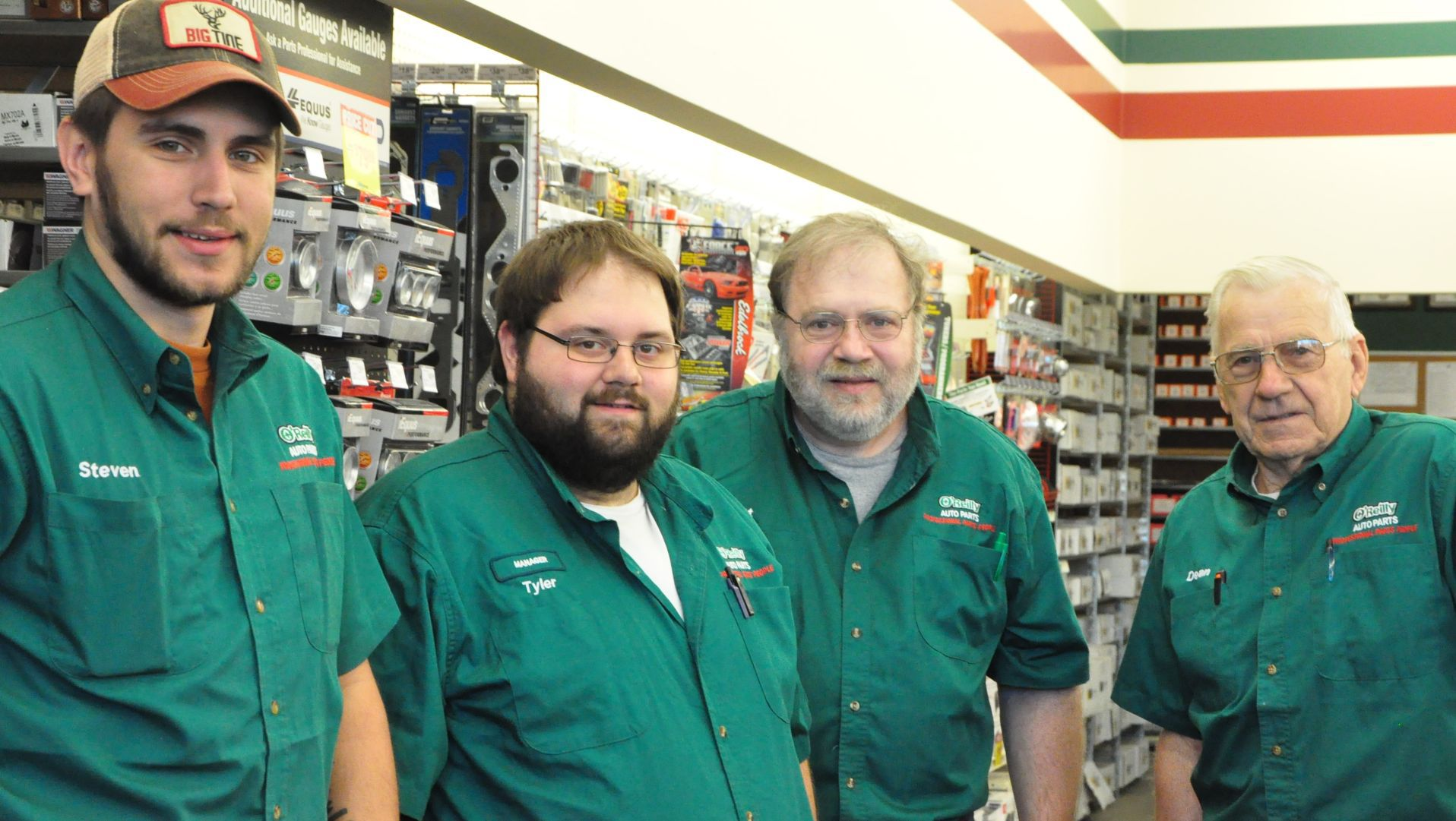 O'Reilly Auto Parts opens St. Peter location | News | southernminn.com