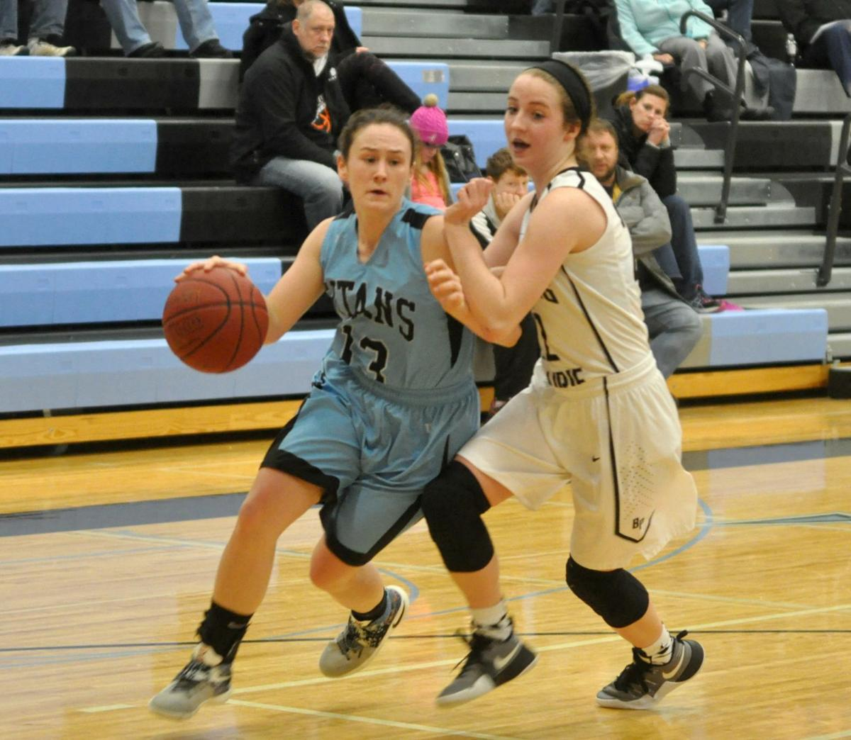 Titans get back on track with blowout victory over Blooming Prairie