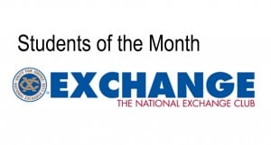 Waseca Exchange Students of the Month
