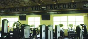 7-4 FHS fitness center