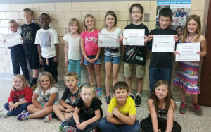 Kenyon-Wanamingo Elementary Students of the Week for Sept. 19