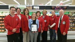 Waseca Chamber welcomes new Hy-Vee director