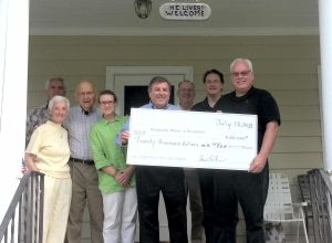 Owatonna Foundation awards grant to Hospitality House