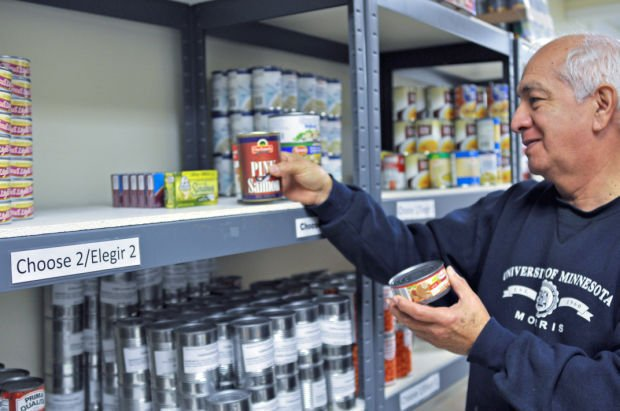 Donations doubled for Waseca Food Shelf during annual campaign