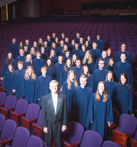 Augustana Choir Tour