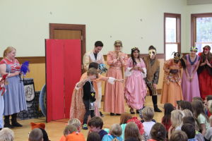 St. Olaf  operetta at Prairie Creek