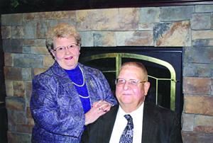 65th anniversary: Orville and Regina Bartsch