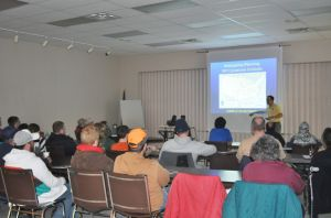 Waseca County hosts storm spotter training