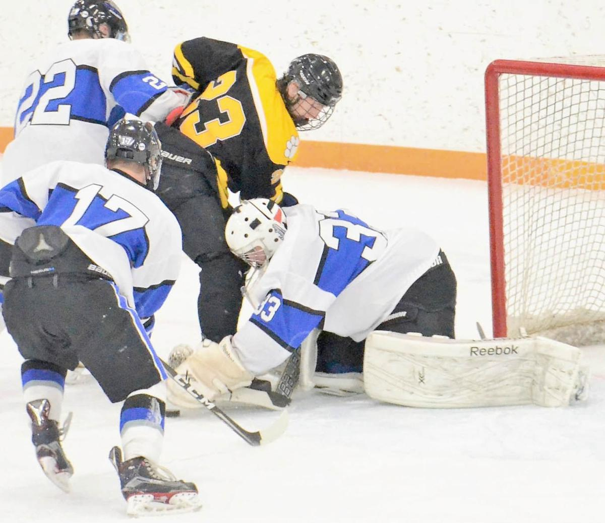 Zach Wiese selected to play in Final 54 spring hockey festival