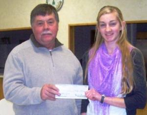 Le Sueur County 4-H Federation receives donation