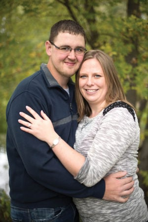 Engagement: Mathew Wille and Amanda Thurber (Klingenberg)