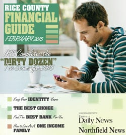 Rice Co Financial Guide 2015
