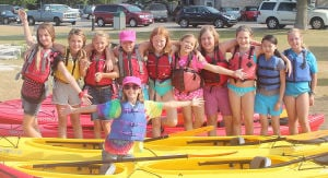 Local Junior Girl Scout troop travels to Door County