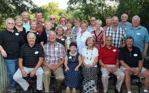 KHS Class of 1969 reunion at Kenyon Country Club
