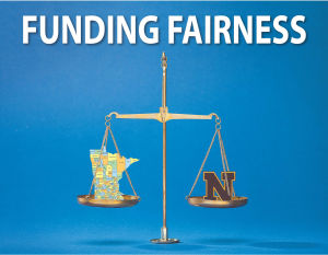 Funding Fairness icon