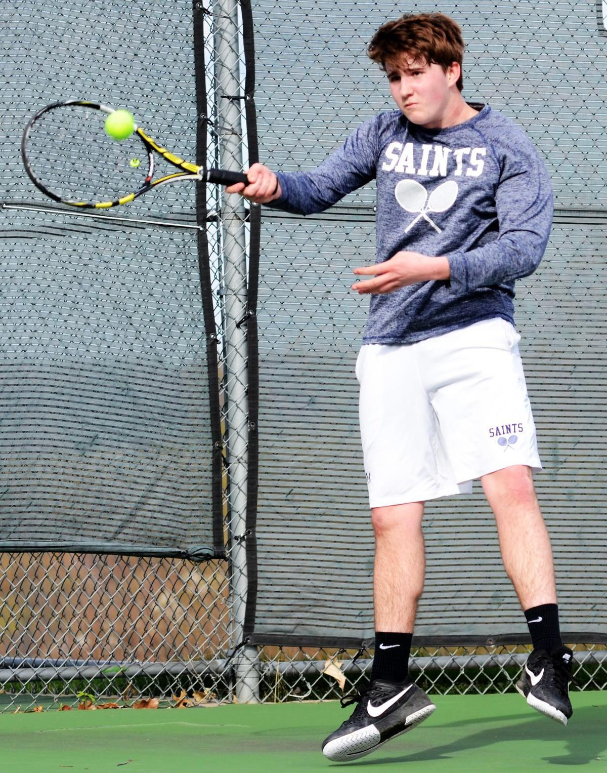 herald senior singles A senior who started the season at no 2 singles but elevated his stats and game heads our list of 2018 herald news boys' tennis all scholastics, while.
